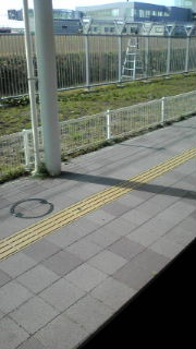 神戸空港なう